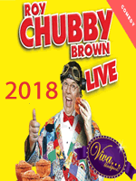 Chubby Brown Blackpool.