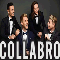 Collabro with special guest Lucy Kay.