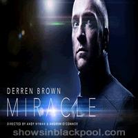 Derren Brown.