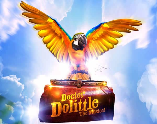 Doctor Dolittle The Musical.