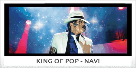 King of Pop starring Navi.