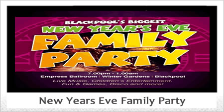 New Years Eve Family Party.
