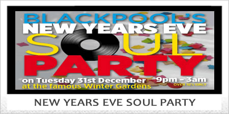 New Year's Eve Soul Party.