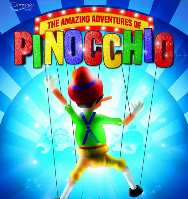 Amazing Adventures Of Pinocchio.