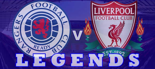 Rangers Legends V Liverpool.