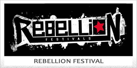 Rebellion Festival.