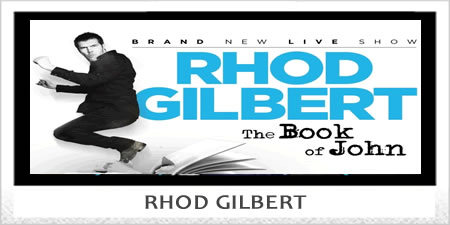 Rhod Gilbert The Book of John.