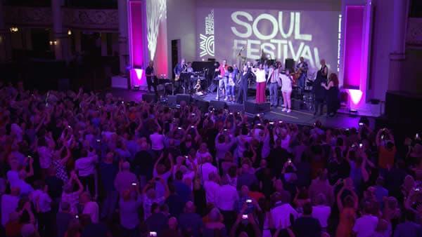 Soul Festival.