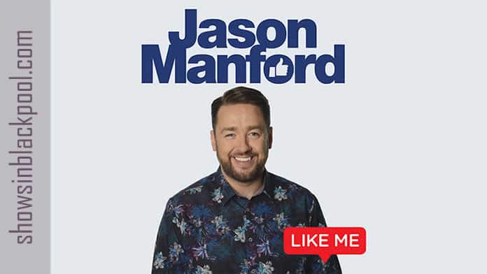 Jason Manford Like Me Tour.